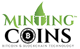 Minting Coins Logo