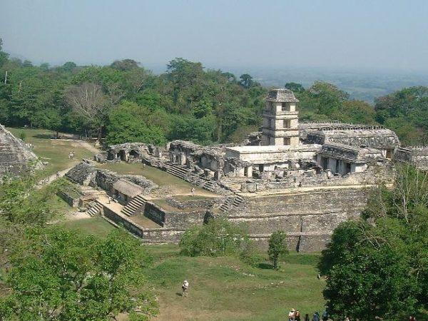 Palenque, sítio arqueológico maia