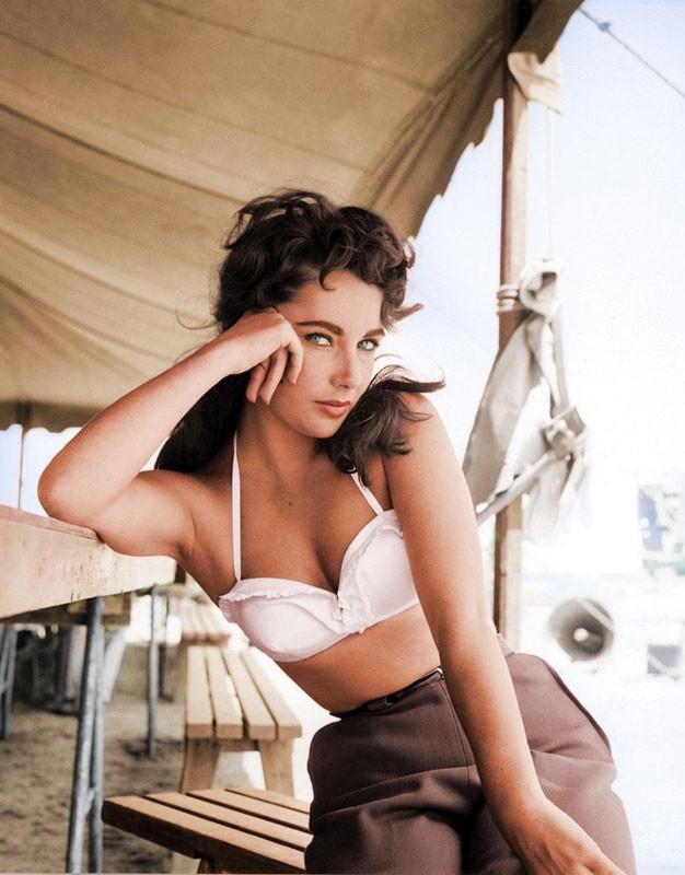 Elizabeth Taylor em 1956