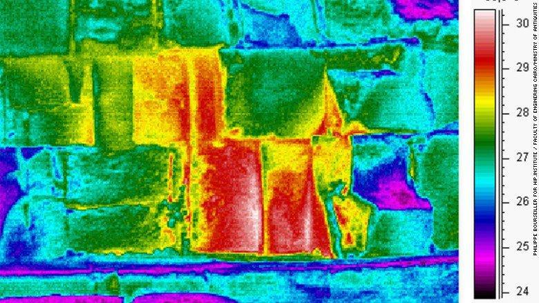 piramides de gize anomalias termicas 2