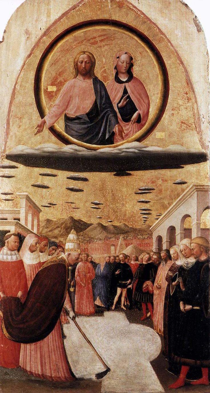 dipinti UFO 4