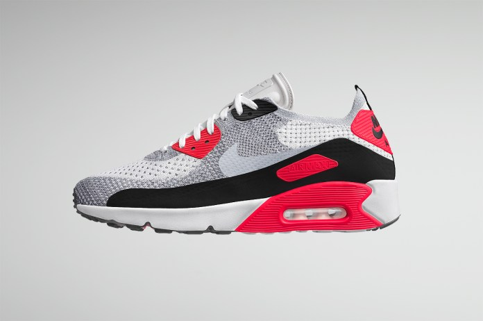 Infrared Air Max 90 Ultra Flyknit Air Max Day