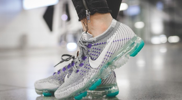 nike air vapormax flyknit grape