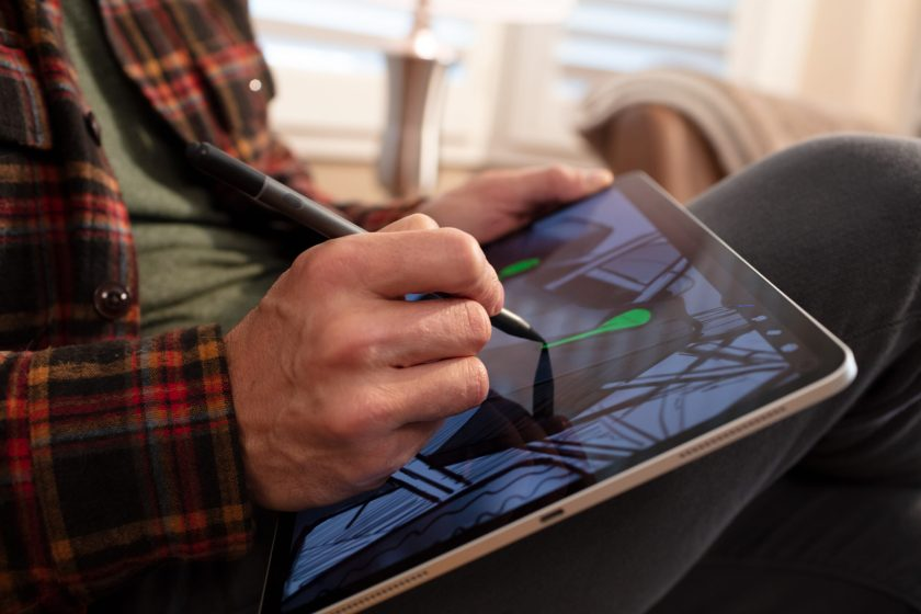 ZAGG Apple iPad Stylus Pencil Alternative