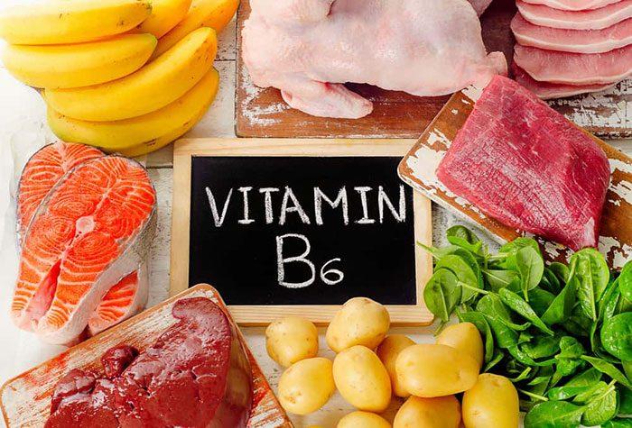 Vitamine B6, réduit la fatigue et optimise le système immunitaire