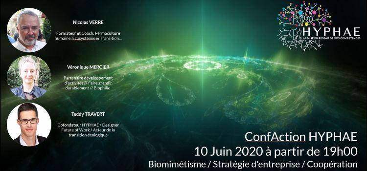 Conférence HYPHAE Biomimétisme