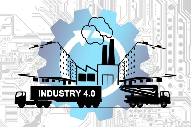 IoT made industry automated