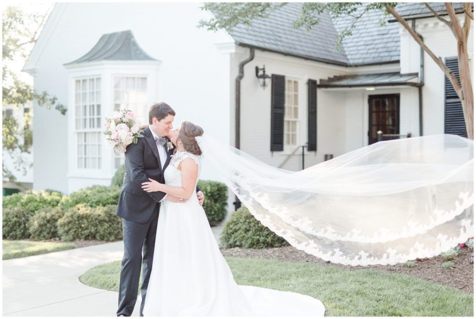 charlotte wedding vendor reviews from country club couple