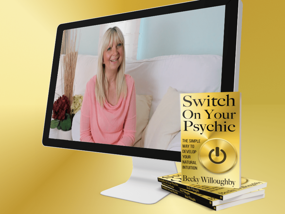 Becky Willoughby Switch On Your Psychic web