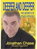 deeper and deeper jonathan chase the hypnotist #hypnoartsbooks