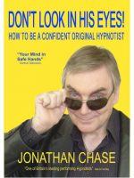 don't look in his eyes jonathan chase the hypnotist #hypnoartsbooks