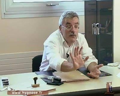 Yves Halfon parle de l'hypnose et du traitement de la douleur