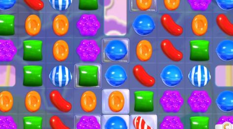 Candy Crush, symbole de perte de temps