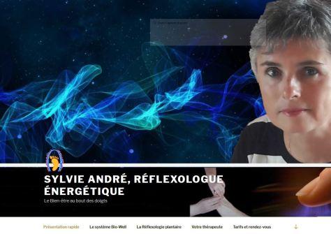 site de Sylvie André