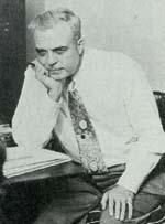 Portrait de Milton Erickson