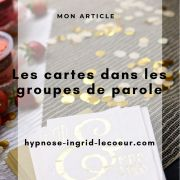 cartes associatives, oracles et tarots