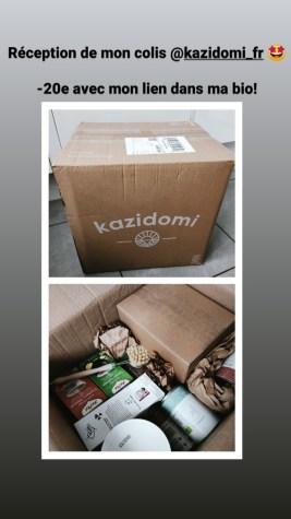 kazidomi code promo et lien de parrainage réduction
