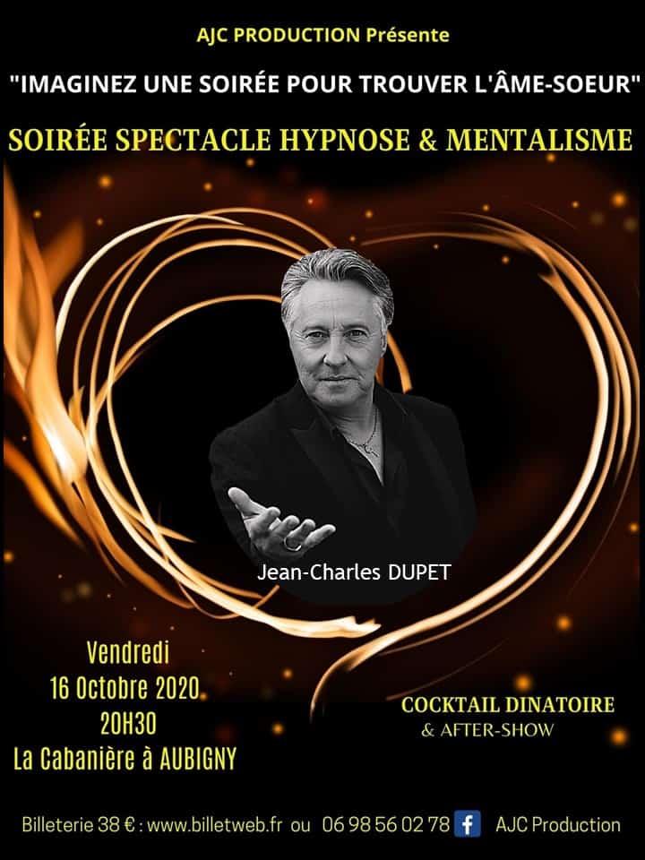 Hypnose, mentalisme