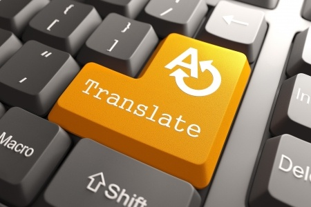 Sprache übersetzen