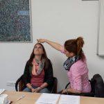 fixation hypnose einleitung frauen