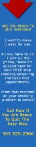 hypnosis Denver, hypnotherapy, stop smoking