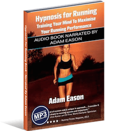 hypnosis for running audio book