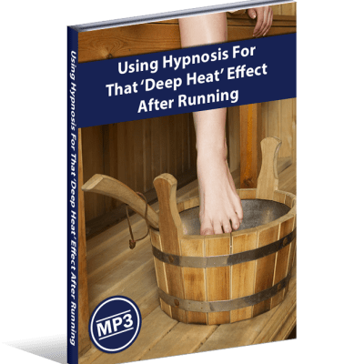 Using Hypnosis For That 'Deep Heat' Effect After Running