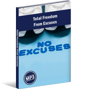 MP3 Total Freedom From Excuses