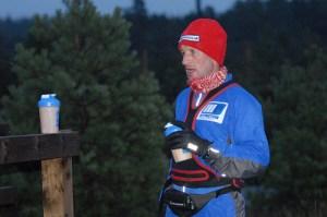 William Sichel Ultra Runner Uses Self-hypnosis