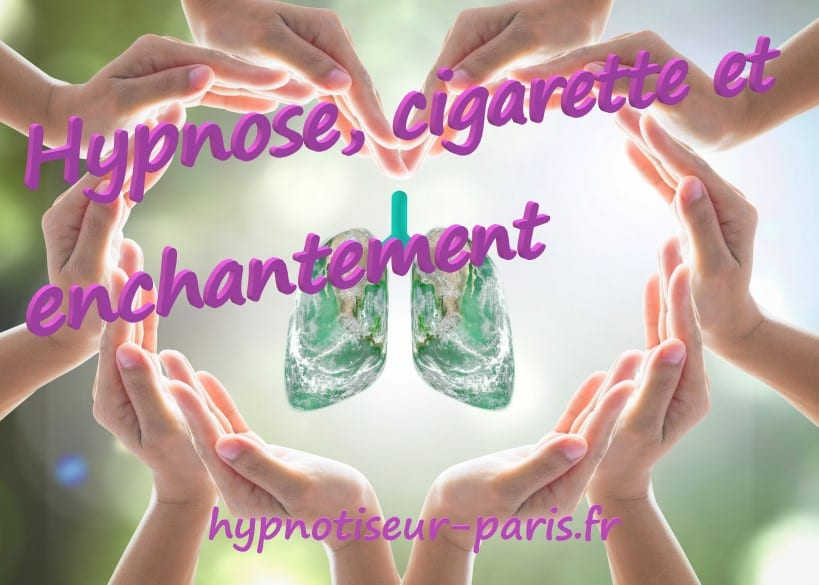 AVIS : HYPNOSE, CIGARETTE ET ENCHANTEMENT