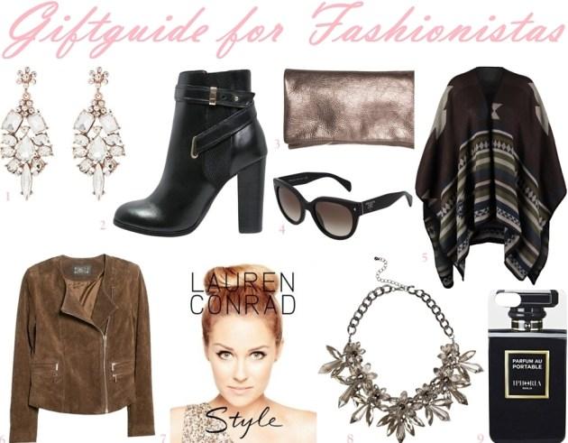 Fashionista-gift