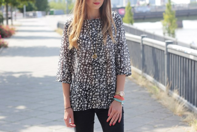 Bluse Outfit Look 22