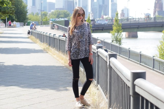 Bluse Outfit Look 8