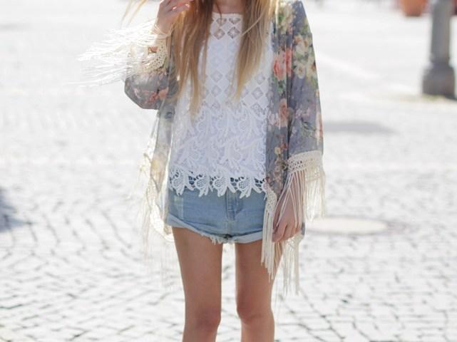 Kimono Outfit 1