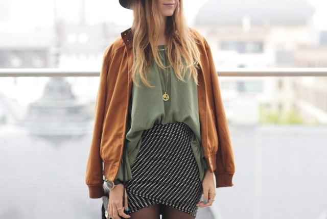 Bomberjacke Outfit Hypnotized Blog 14