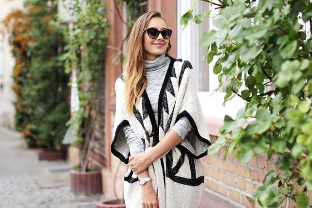 Strickjacke Outfit Blog 13