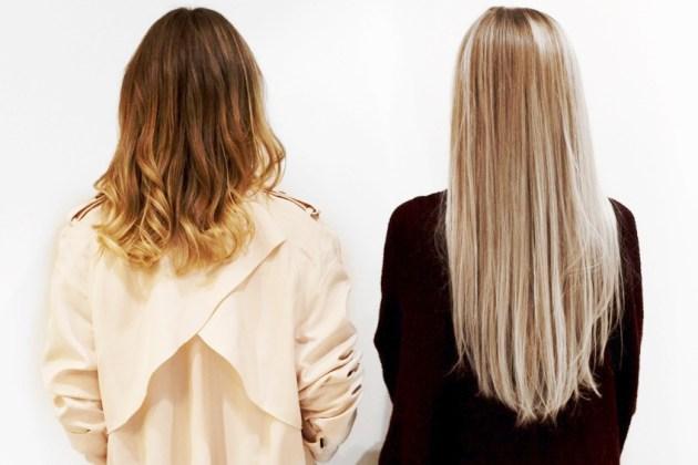 Auf unserem Modeblog geht es heute um graue Haare, Olapex und Balayage.
