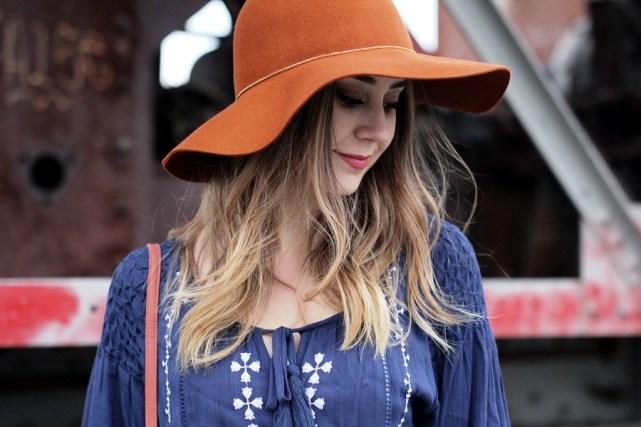 Deutscher-Modeblog-German-Fashion-Blog-Outfit-Boho-Look-Maxikleid-Hut-15