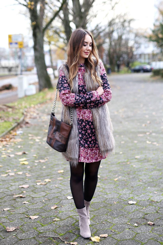 modeblog-german-fashion-blog-outfit-bluemchenkleid-fake-fur-weste-2