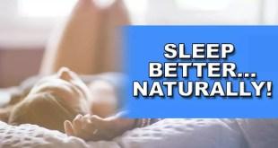 Sleep Better Naturally