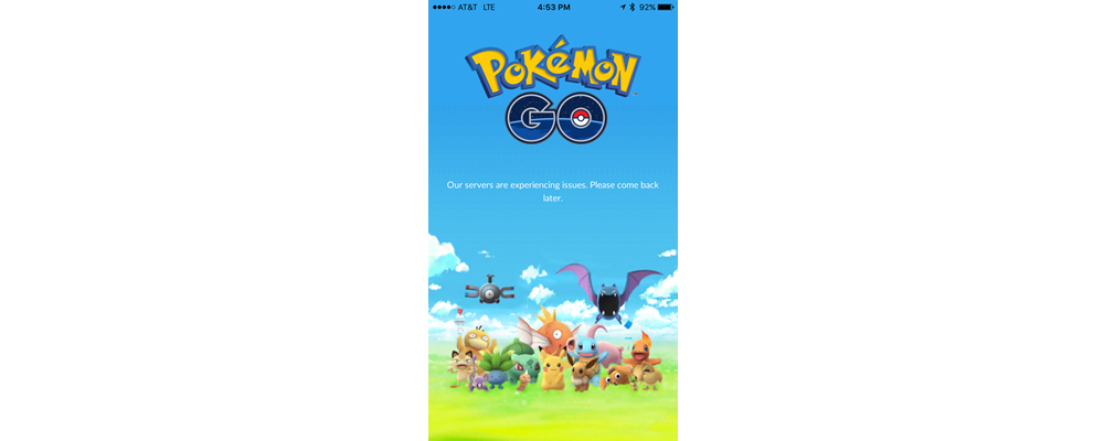 Pokémon GO - Hypocritic Reviews