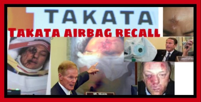 Recall of Takata Airbags
