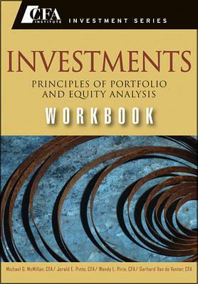 Investments Workbook