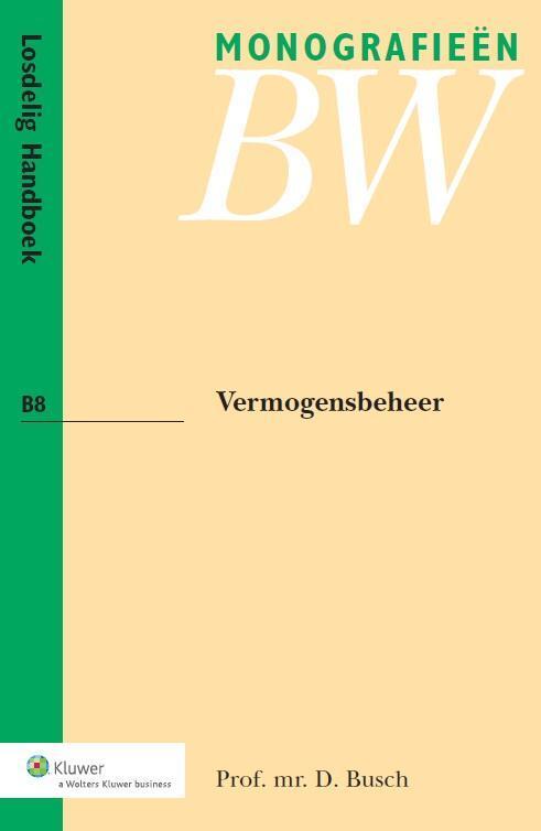 Vermogensbeheer - D. Busch - Paperback (9789013126396)