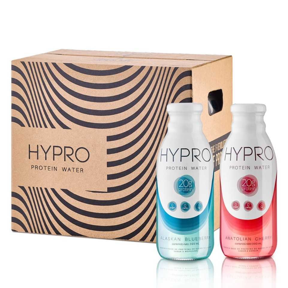 HYPRO Protein Water 6Pack Six Pack