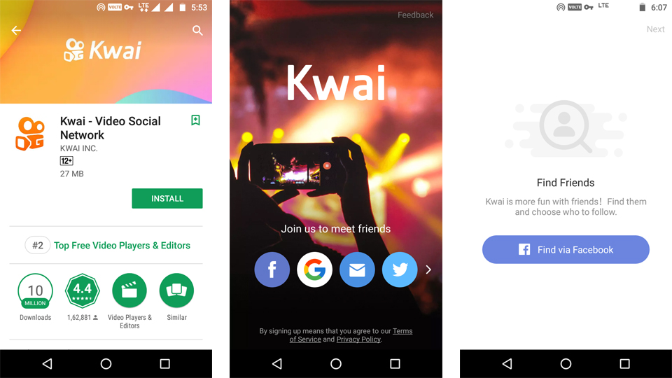 Kwai APK Download
