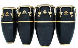 LP galaxy Congas set