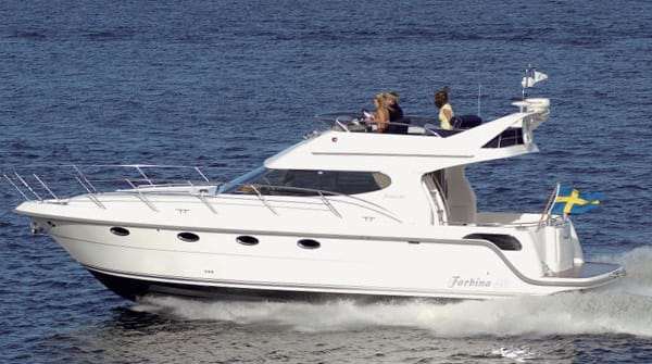 Use us for boat charter in Stockholm