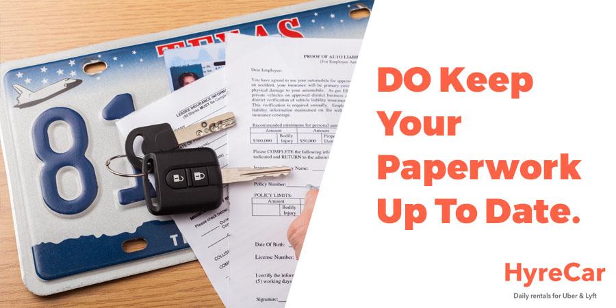 uber-paperwork