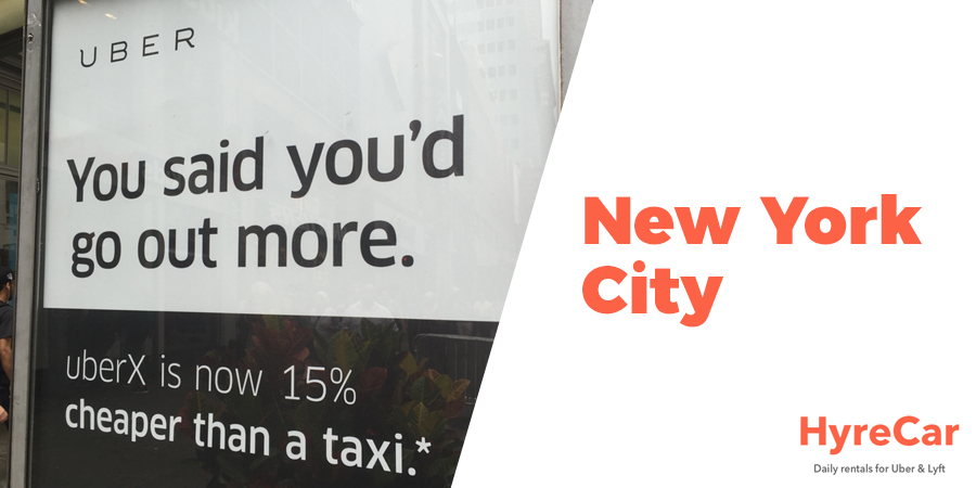 Uber NYC